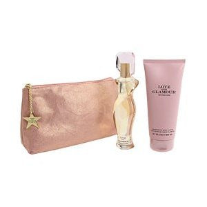LOVE & GLAMOUR By Jennifer Lopez 3PC SET EDPfor Women - Aura Fragrances