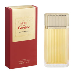 MUST DE CARTIER GOLD for Women by Cartier EDP - Aura Fragrances