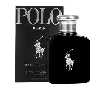 POLO BLACK for Men by Ralph Lauren EDT - Aura Fragrances