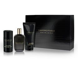 UNFORGIVABLE for Men by Sean John 4.2oz EDT/3.4oz AS/3.4oz SG - Aura Fragrances