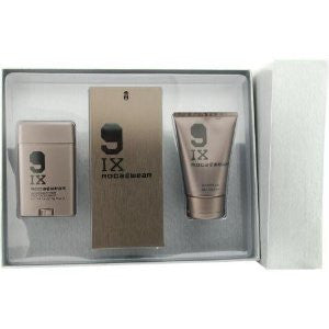 ROCAWEAR 99 IX GIFT SET 3.4/3.4/2.6 OZ DEO MEN - Aura Fragrances