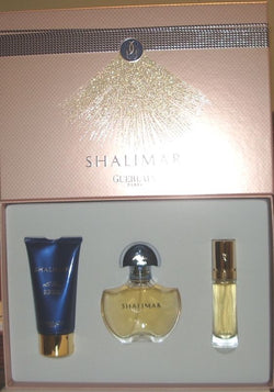 SHALIMAR By Guerlain EDT 1.7oz/ .05oz/ BL 2.5oz  For Women - Aura Fragrances