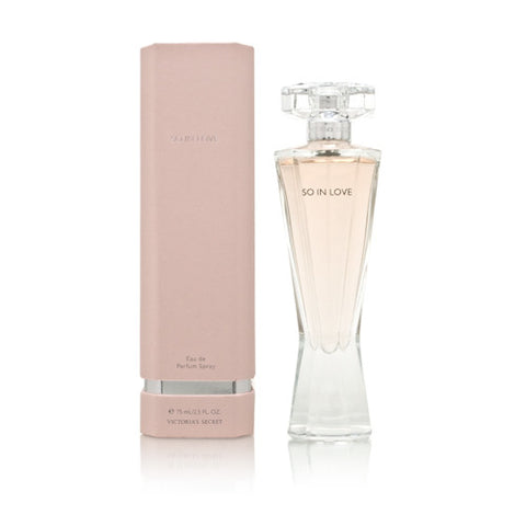SO IN LOVE For Women by Victoria Secret EDP - Aura Fragrances