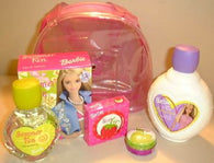 BARBIE SUMMER FUN For Girls by Mattel 4 pcs + BAG - Aura Fragrances