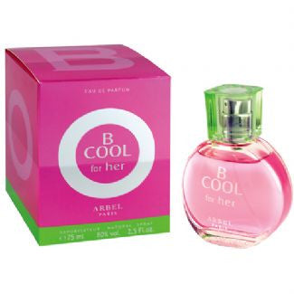 B COOL PERFUME FOR HER by Christine Arbel EDP - Aura Fragrances