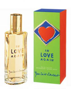 IN LOVE AGAIN For Women by Yves Saint Laurent EDT - Aura Fragrances