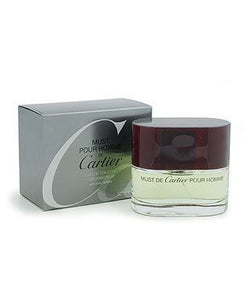 MUST DE CARTIER For Men by Cartier EDT - Aura Fragrances