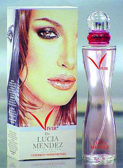 VIVIR For Women by Lucia Mendez EDP - Aura Fragrances