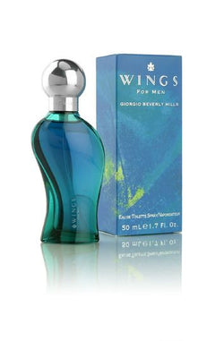 WINGS For Men by Giorgio Beverly Hills EDT - Aura Fragrances