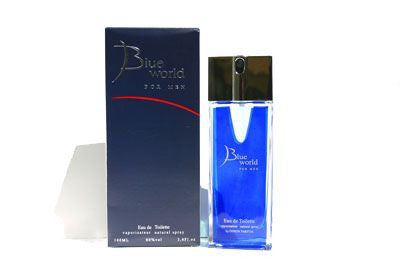 BLUE WORLD For Men EDT - Aura Fragrances