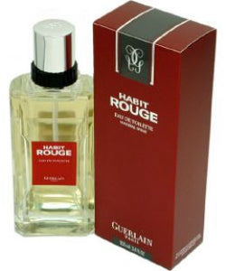 HABIT ROUGE For Men by Guerlain EDT - Aura Fragrances