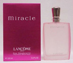 MIRACLE For Women by Lancome Eau Deodorant Spray - Aura Fragrances