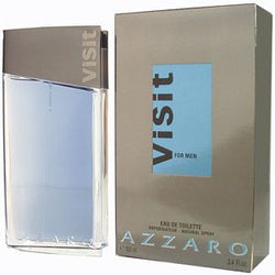 AZZARO VISIT For Men by Loris Azzaro EDT - Aura Fragrances