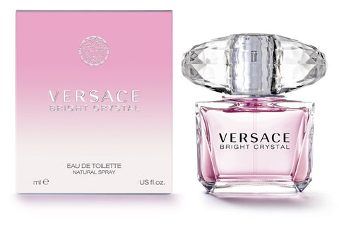 VERSACE BRIGHT CRYSTAL For Women by Versace EDT - Aura Fragrances