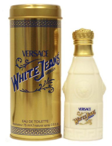 WHITE JEANS For Women by Versace EDT - Aura Fragrances