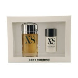 XS EXCESS POUR HOMME By Paco Rabanne  EDT 3.3oz/DEO 2.2oz - Aura Fragrances