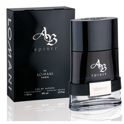 AB SPIRIT for Men by Lomani EDT - Aura Fragrances