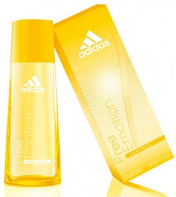 ADIDAS FREE EMOTION For Women by Adidas EDT - Aura Fragrances