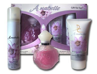 Anabelle set by DORALL COLLECTION - Aura Fragrances