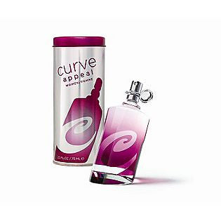CURVE APPEAL For Women by Liz Claiborne EDT - Aura Fragrances