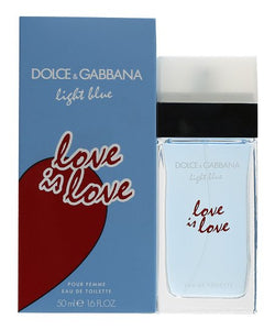 Light Blue Love is Love for Women EDT
