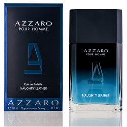 Azzaro Naughty Leather For Men