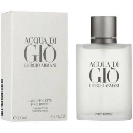 Acqua di Gio for Men by Giorgio Armani EDT - Aura Fragrances
