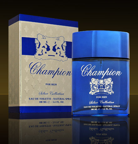 CHAMPION For Men EDT - Aura Fragrances