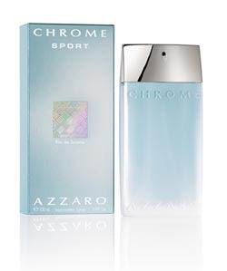 CHROME SPORT For Men by Loris Azzaro EDT - Aura Fragrances