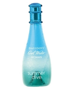 COOL WATER SUMMER DIVE For Women by Davidoff EDT - Aura Fragrances
