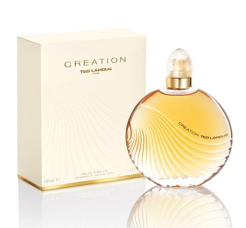 CREATION For Women by Ted Lapidus EDT. - Aura Fragrances