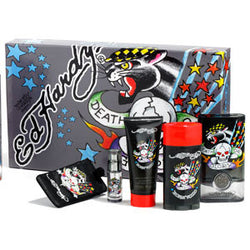 ED HARDY BORN WILD By Christian Audigier EDT 3.4/3.0oz/2.75oz/.25oz For Men - Aura Fragrances