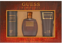 Guess Marciano For Men 3.4OZ & 6.0 OZ deo & 6.7 OZ Shower Gel