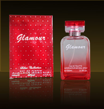 GLAMOUR For Women by Silver Collection EDP - Aura Fragrances