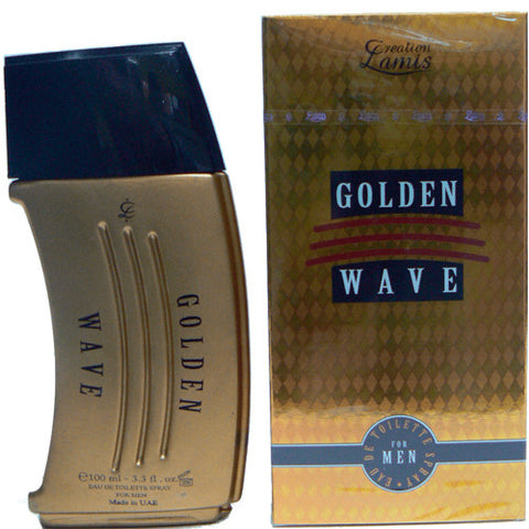 GOLDEN WAVE - Aura Fragrances