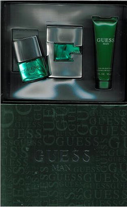 GUESS MAN By Guess EDT 2.5oz /A.S. 3.4oz/ Mini EDT 1.0oz For Men - Aura Fragrances