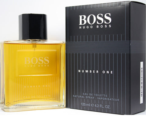 Boss Number One for Men by Hugo Boss EDT-Sp