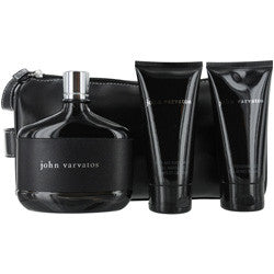 JOHN VARVATOS By John Varvatos EDT 4.2oz / 2.5oz / 2.5oz/ TRAVEL  BAG  For Men - Aura Fragrances