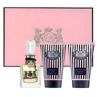 JUICY COUTURE For Women by Juicy Couture EDP 3.4oz/BC 4.2oz/SG 4.2oz - Aura Fragrances