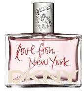 DKNY LOVE FROM NEW YORK For Women by Donna Karan EDP - Aura Fragrances