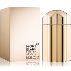 Mont Blanc Emblem Absolu for Men EDT