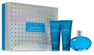 MEDITERRANEAN By Elizabeth Arden EDP 3.4oz/S.G. 3.4oz/ B.L. 3.4oz For Women - Aura Fragrances