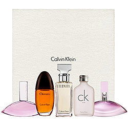Calvin Klein Women's Coffret  5 pcs - Aura Fragrances
