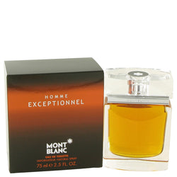 EXCEPTIONNEL For Men by Mont Blanc EDT - Aura Fragrances