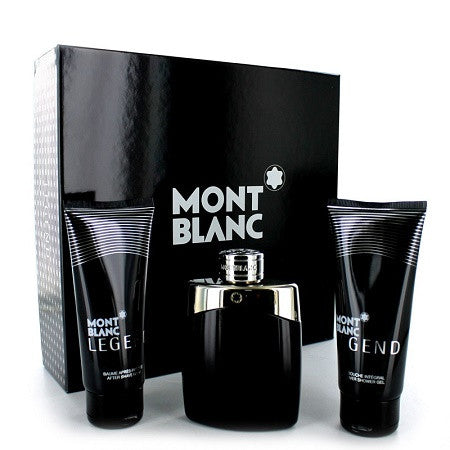 MONT BLANC LEGEND EDT.3.3 oz / 3.3 oz. A.S. / 3.3 oz. S.G. For Men - Aura Fragrances