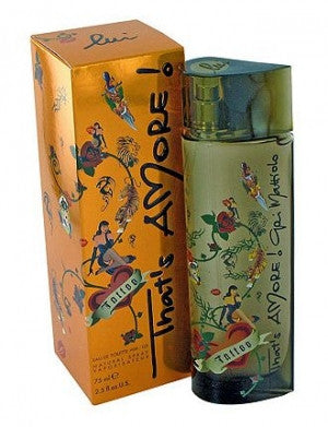 That'S Amore! Tattoo for Women EDT