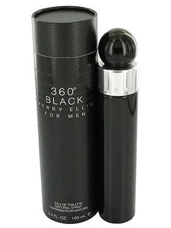 360 Black for Men by Perry Ellis EDT