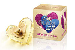 LOVE GLAM LOVE for Women by Agatha Ruiz de la Prada - Aura Fragrances