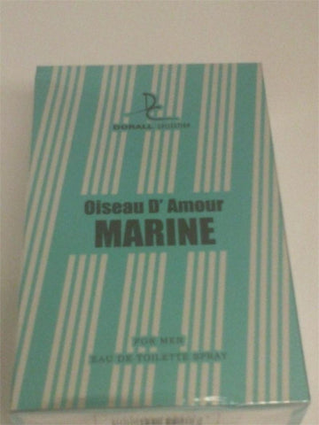 OISEAU D AMOUR MARINE By Doral Collection EDTfor Men - Aura Fragrances