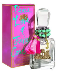 PEACE LOVE AND JUICY COUTURE For Women by Juicy Couture EDP - Aura Fragrances